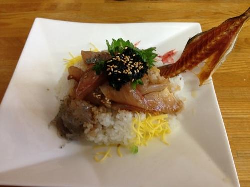 2013-4-5-鯵丼.JPG