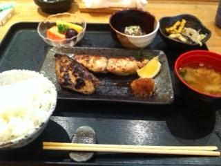 大連-瑞詩酒店-何時もの朝食.JPG